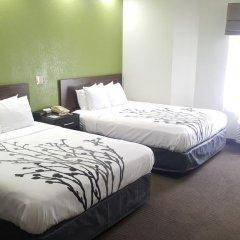 Отель Sleep Inn Frederick 2* Стандартный номер с различными типами кроватей фото 2