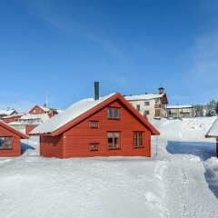Отель Lillehammer Fjellstue 3* Коттедж с различными типами кроватей фото 19