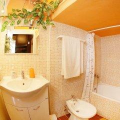Апартаменты Budahome Apartments Будапешт ванная