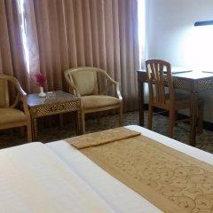 Отель Ariston Бангкок комната для гостей фото 4