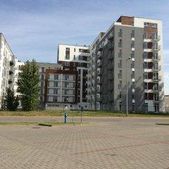 Отель Apartament Nowe Winogrady Польша, Познань - отзывы, цены и фото номеров - забронировать отель Apartament Nowe Winogrady онлайн спортивное сооружение