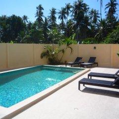 Отель Samui Park Resort Таиланд, Самуи - отзывы, цены и фото номеров - забронировать отель Samui Park Resort онлайн бассейн фото 2