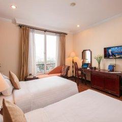 Rosaliza Hotel Hanoi 3* Номер Делюкс с различными типами кроватей фото 6