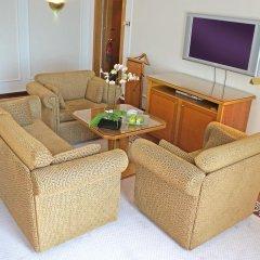 Гостиница Балчуг Кемпински Москва 5* Люкс разные типы кроватей фото 4