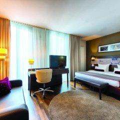 Leonardo Royal Hotel Munich Мюнхен комната для гостей фото 3