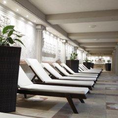 Отель Strimon Garden SPA Hotel Болгария, Кюстендил - 1 отзыв об отеле, цены и фото номеров - забронировать отель Strimon Garden SPA Hotel онлайн бассейн фото 3