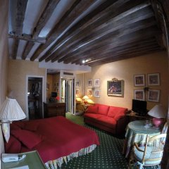Отель Relais Médicis 4* Номер Делюкс с различными типами кроватей