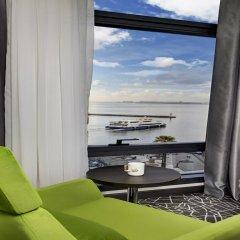 Park Inn by Radisson Izmir 4* Улучшенный номер с двуспальной кроватью фото 3