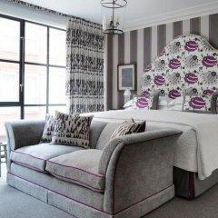 Ham Yard Hotel, Firmdale Hotels 5* Номер Делюкс с разными типами кроватей фото 5