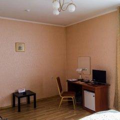 Гостиница Вояжъ 3* Номер Премиум с двуспальной кроватью фото 8