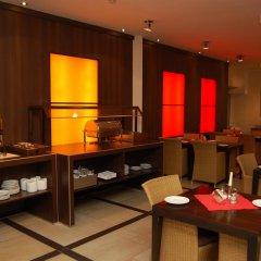 Отель Mauritius Hotel & Therme Германия, Кёльн - отзывы, цены и фото номеров - забронировать отель Mauritius Hotel & Therme онлайн питание фото 2