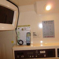 Tokyo Kiba Hotel Капсульный номер Single с различными типами кроватей фото 3