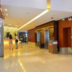 Отель Jinjiang Inn Guangzhou Liwan Chenjia Temple Китай, Гуанчжоу - отзывы, цены и фото номеров - забронировать отель Jinjiang Inn Guangzhou Liwan Chenjia Temple онлайн интерьер отеля фото 3
