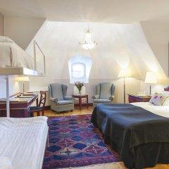 Hotel Kung Carl, BW Premier Collection 4* Стандартный семейный номер с двуспальной кроватью