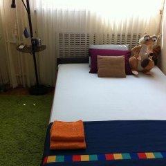 Eesti Аirlines Хостел Стандартный номер с двуспальной кроватью (общая ванная комната)