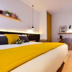 Отель Hôtel Victoire & Germain 4* Стандартный номер с различными типами кроватей фото 5