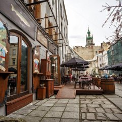 Апартаменты Apartments Galicia - Lviv Львов питание фото 3