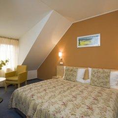 Hotel Chvalská Tvrz 3* Стандартный номер с различными типами кроватей фото 2