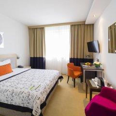 In Hotel Belgrade 4* Стандартный номер с различными типами кроватей фото 3
