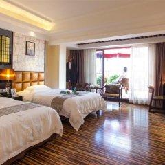 Guangzhou Wellgold Hotel 3* Представительский номер с различными типами кроватей фото 3