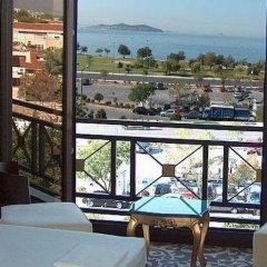 Hotel Suadiye 4* Люкс с различными типами кроватей фото 11