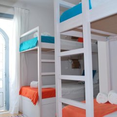 Ale-Hop Albufeira Hostel Кровать в женском общем номере с двухъярусной кроватью фото 3