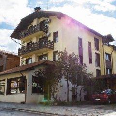 Отель VIKONI Болгария, Банско - отзывы, цены и фото номеров - забронировать отель VIKONI онлайн вид на фасад фото 2