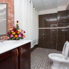 Отель Hoang Thu Homestay 2* Улучшенный номер с различными типами кроватей фото 2