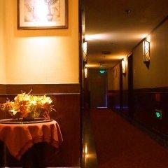 Отель New Gaoya Business Hotel Китай, Чжуншань - отзывы, цены и фото номеров - забронировать отель New Gaoya Business Hotel онлайн интерьер отеля фото 2