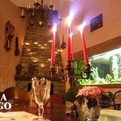 Отель Villa Spaggo Complex развлечения