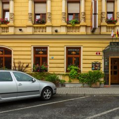 Euro Hostel Пльзень парковка