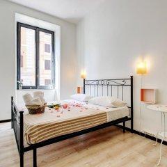 Отель Ad Hoc B&B Стандартный номер с двуспальной кроватью (общая ванная комната) фото 13