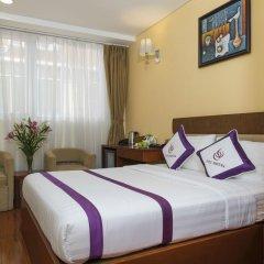 TTC Hotel Deluxe Saigon 3* Номер Делюкс с различными типами кроватей фото 21