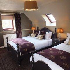 Dalziel Park Hotel 3* Стандартный номер с двуспальной кроватью фото 3