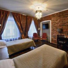 Гостиница 1913 год 3* Номер Делюкс с разными типами кроватей фото 2