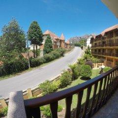 Hotel Garnier балкон
