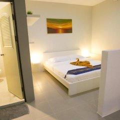 Отель Infinity Guesthouse 2* Улучшенный номер с различными типами кроватей фото 9