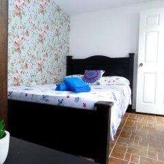 Отель Hostal Pajara Pinta Номер Делюкс с различными типами кроватей фото 4