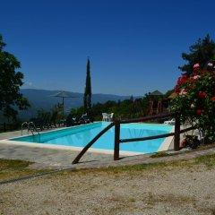 Отель Agriturismo Flora Поппи бассейн фото 3