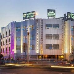 Отель Club Val D Anfa Марокко, Касабланка - отзывы, цены и фото номеров - забронировать отель Club Val D Anfa онлайн вид на фасад фото 3
