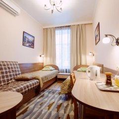 Мини-Отель на Маросейке 2* Стандартный номер с различными типами кроватей фото 10
