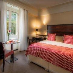 Отель Hassler Roma 5* Стандартный номер с различными типами кроватей фото 2