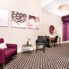 Hotel Moments Budapest 4* Полулюкс с различными типами кроватей фото 5