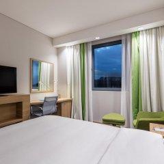 Отель Hampton by Hilton Istanbul Zeytinburnu 2* Стандартный номер с различными типами кроватей фото 3