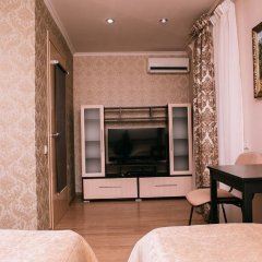 Аибга Отель 3* Стандартный номер с 2 отдельными кроватями фото 2