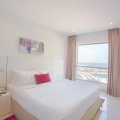Ramada Hotel & Suites by Wyndham JBR 4* Апартаменты с различными типами кроватей фото 15