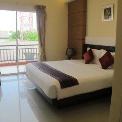 Отель Phuket Jula Place 3* Стандартный номер с различными типами кроватей фото 8