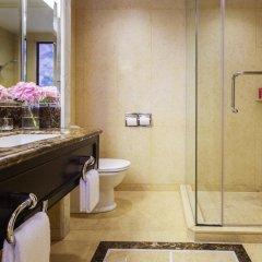 Отель Mandarin Orchard Singapore 5* Номер Делюкс с различными типами кроватей