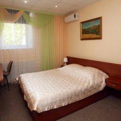 Гостиница Релакс 3* Стандартный номер с двуспальной кроватью фото 6
