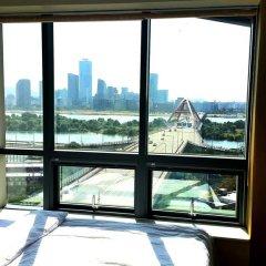 K Hostel Стандартный номер с различными типами кроватей фото 11